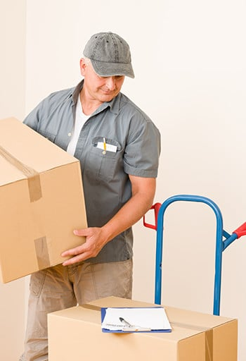 Corporate office movers - professional commercial moving company