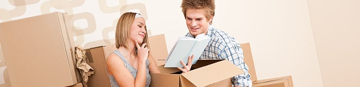 Decide which items to be moved before you hire professional movers in Boston, MA
